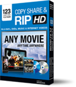 123 Copy DVD Platinum 2014