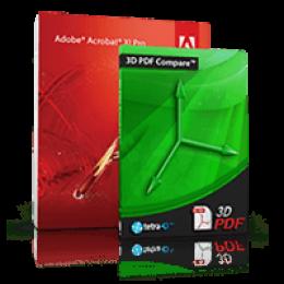 3D PDF Compare Suite