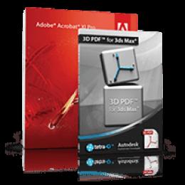 3D PDF for 3ds Max Suite