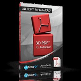 3D PDF für AutoCAD