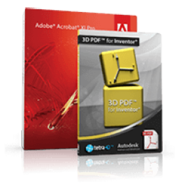 3D PDF for Inventor Suite