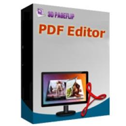 3DPageFlip Editor de PDF