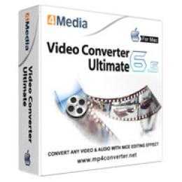 4Media Video Converter Ultimate für Mac 7