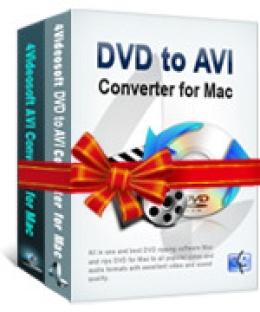 4Videosoft AVI Converter Suite pour Mac