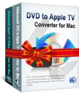 4Videosoft Apple TV Converter Suite para Mac