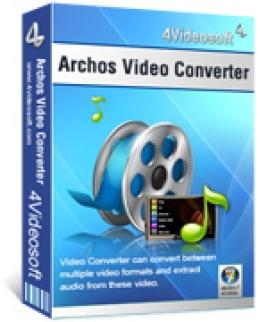 4Videosoft Archos Video Converter - Promotion Code