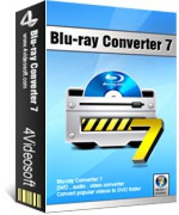 Free 5% 4Videosoft Blu-ray Converter Discount Promo Code