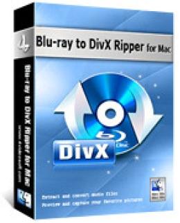 4Videosoft Blu-ray to DivX Ripper for Mac