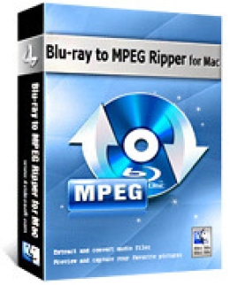 4Videosoft Blu-ray zu MPEG Ripper für Mac