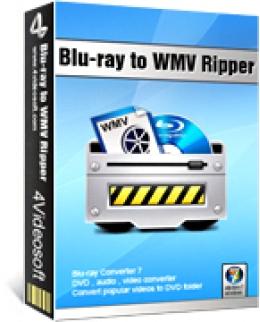 4Videosoft Blu-ray zu WMV Ripper