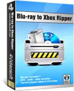 4Videosoft Blu-ray to Xbox Ripper