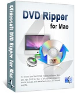 4Videosoft DVD Ripper for Mac