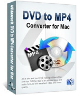 4Videosoft DVD zu MP4 Converter for Mac