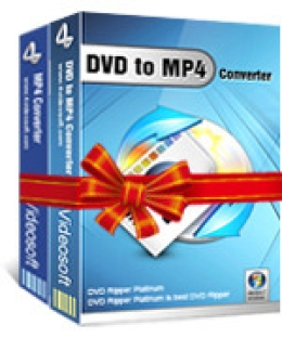 4Videosoft DVD to MP4 Suite