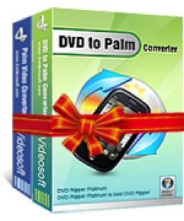 4Videosoft DVD to Palm Suite