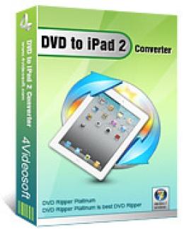 4Videosoft DVD to iPad Converter 2