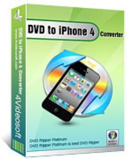 4Videosoft DVD to iPhone Converter 4