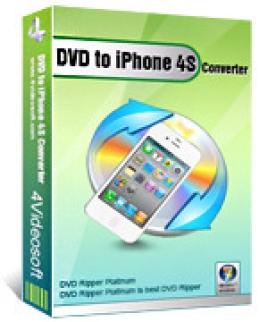 Convertisseur 4Videosoft DVD to iPhone 4S
