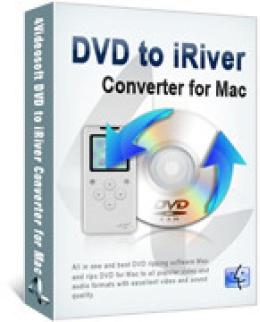 4Videosoft DVD to iRiver Converter for Mac