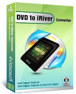 4Videosoft DVD to iRiver Converter