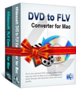 4Videosoft FLV Converter Suite for Mac