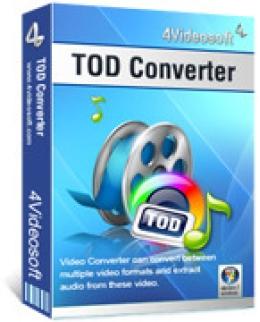 4Videosoft TOD Converter - 90% Coupon Code