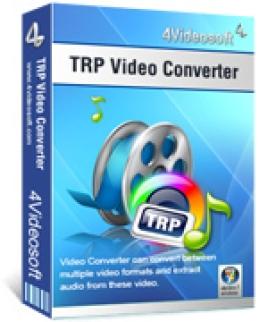 90% 4Videosoft TRP Video Converter Promo Code