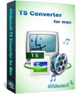 4Videosoft TS Converter pour Mac