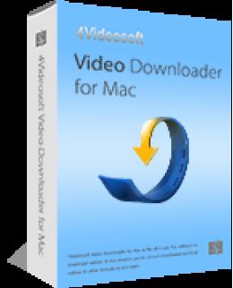 90% Off 4Videosoft Video Downloader for Mac Discount Code