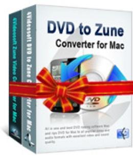 4Videosoft Zune Converter Suite para Mac