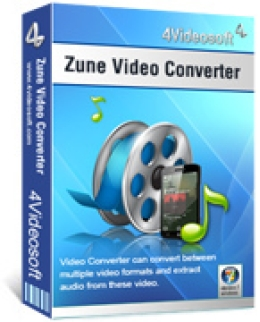 4Videosoft Zune Video Converter