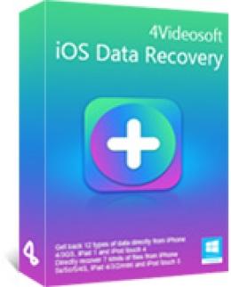 4Videosoft iOS Datenrettung