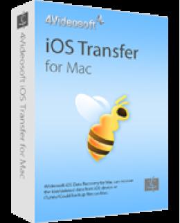 4Videosoft iOS Transfer für Mac
