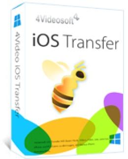 4Videosoft iOS Übertragung