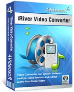4Videosoft iRiver Video Converter
