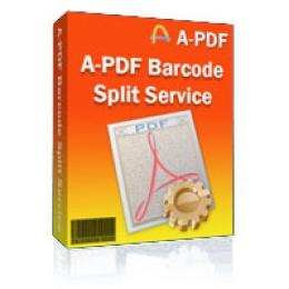A-PDF Barcode Split Service