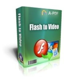 A-PDF Flash to Video