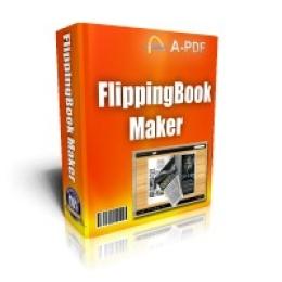 A-PDF Flip Book Maker