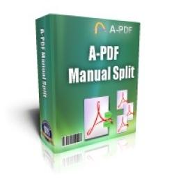 A-PDF Manual Split