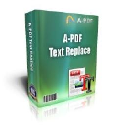 A-PDF Text Replace