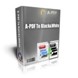 A-PDF to Black/White