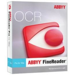 ABBYY FineReader Pro for Mac Upgrade
