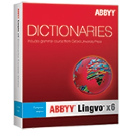 ABBYY Lingvo X6 European Professional
