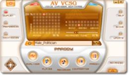 AV Voice Changer Software Gold-