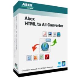 Abex HTML to All Converter - Promo Code