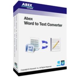 Abex-Wort zum Text-Konverter