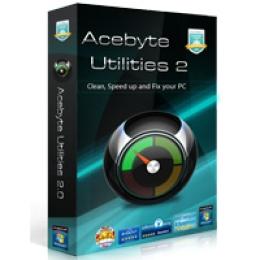 Acebyte Utilities ( 3 PCs / 1 Year )