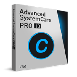 Advanced SystemCare 10 PRO con un kit de cadeau - SD + PF + IU - portugais