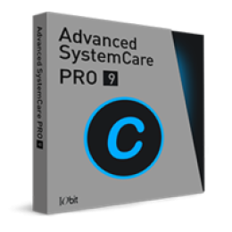 Advanced SystemCare 9 PRO (PC 1 année / 3) - Exclusif