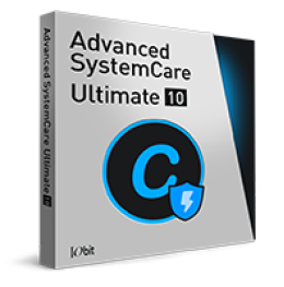 Advanced SystemCare Ultimate 10 (ordinateurs 1 Ano / 3) - portugais
